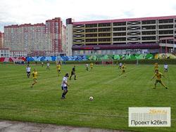«Росич» сыграл вничью в домашнем матче