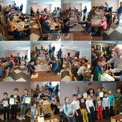 В стенах ДК прошли турниры по шахматам и шашкам