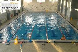 В Спортлэнде пройдет зимнее первенство по плаванию
