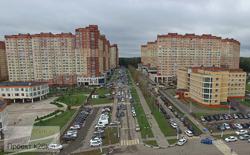 УК «Вертикаль» пришла в город Московский»