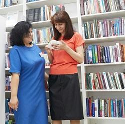 В декабре состоится открытие клуба читающих мам