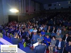 Агрокомбинат «Московский» отметил свое 50-ти летие (1 часть)
