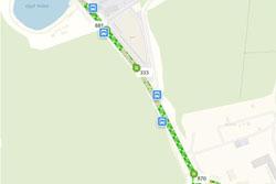 Движение автобуса №333 стало отображаться на картах Яндекс