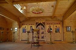 Рождественская ярмарка в храме св. вмч. Георгия