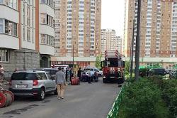 На улице Георгиевская во время пожара обнаружены тела двух погибших