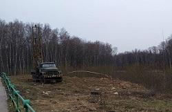 В Граде начались работы по подготовке к строительству детского сада