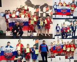 СК «НАРДЪ» завоевал более 20-ти медалей