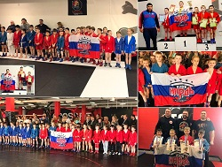 СК «Нард» принял участие в турнире в Санкт-Петербурге