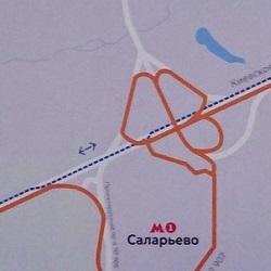 На маршруте №446 вводится новая остановка