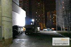 В Московском продолжились съёмки фильма «Патриот»