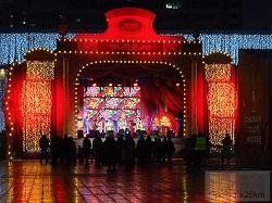 Новый год Московский отметит концертной программой