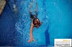 Объявляется набор в группы обучения плаванию