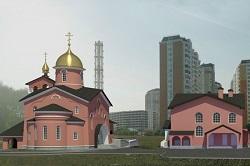 Завершается работа над проектом каменного храма