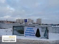 «Ёлочный круговорот» в Московском