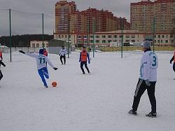 Стартует зимнее Первенство по футболу-2020