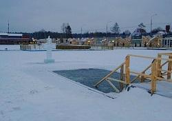 В Московском пройдут крещенские купания