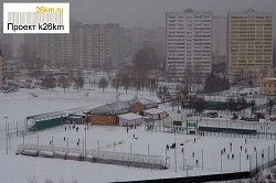 В Московском стартовало зимнее первенство по футболу