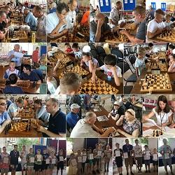 Результаты блиц-турнира по шахматам и шашкам