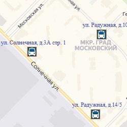 В Граде оборудуют остановки общественного транспорта