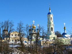 Пройдёт паломническая поездка по святым местам России