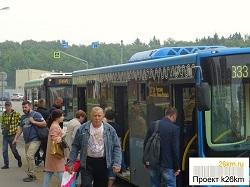 В Московском меняются автобусные маршруты