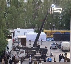 ДК «Московский» превратился в ситуационный центр