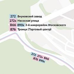 После открытия ст.м. Филатов луг изменятся маршруты автобусов