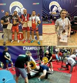 Победа на Чемпионате Европы WPF