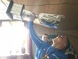 Интервью с Ильей Сёминым - капитаном команды-победителем Rosich Penguins