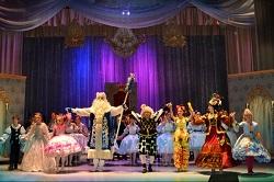 Новогодние ёлки в Московском