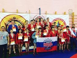 СК «НАРДЪ» завоевал около 40 наград