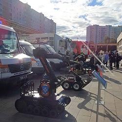 Выставка спецтехники пройдет в Московском