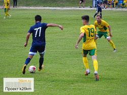 «Росич» терпит первое поражение в Чемпионате