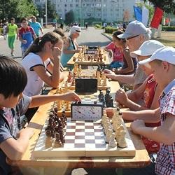 Пройдут блиц-турниры по шахматам и шашкам