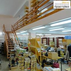 В Московском обновят библиотеку