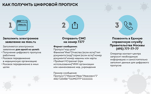 Мэр Москвы утвердил правила выдачи спецпропусков