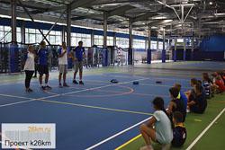 В спортшколе проходят Дни открытых дверей