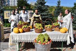 Праздник Преображения Господня. Яблочный Спас