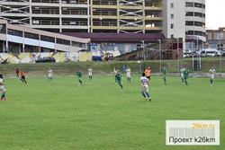 «Росич» одержал победу в домашней игре