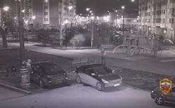 Полицейские задержали подозреваемых в краже автомобиля