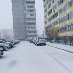 Погодная лихорадка в Москве