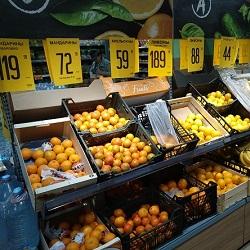 Супермаркет «Ярче!» открылся в микрорайоне 1