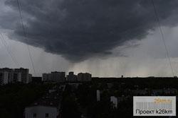 Арктическое вторжение вызовет похолодание в Москве