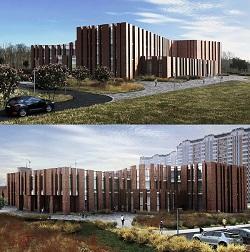 Москомархитектура согласовала проект новой школы искусств