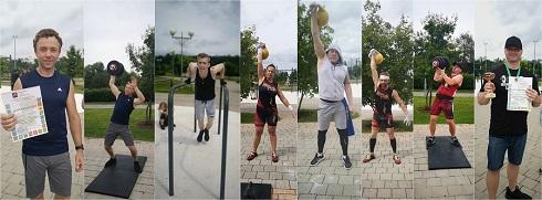 Команда из Московского завоевала более 10 медалей
