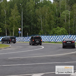 Из города Московского открыт дополнительный выезд