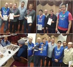 Результаты ЦС Московский по пляжному волейболу и по шахматам