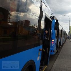 Автобус №600 переходит на летний график работы