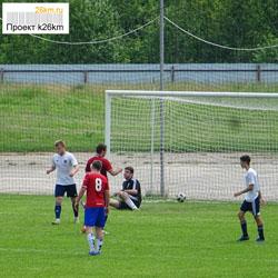 «Росич» сыграл контрольный матч с командой ПФЛ
