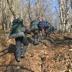 Педагоги школы №2120 покорили кавказские горы